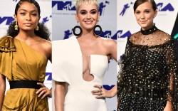 Yara Shahidi, Katy Perry, millie bobby