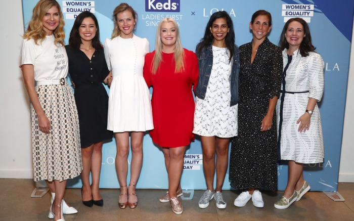 Keds Women Equality Day