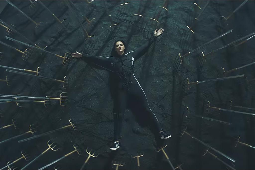 Kendall Jenner, adidas originals, ad