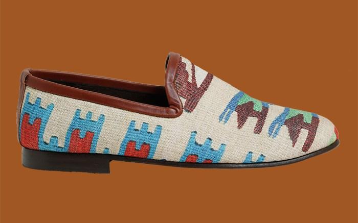 Res Ispa kilim loafer