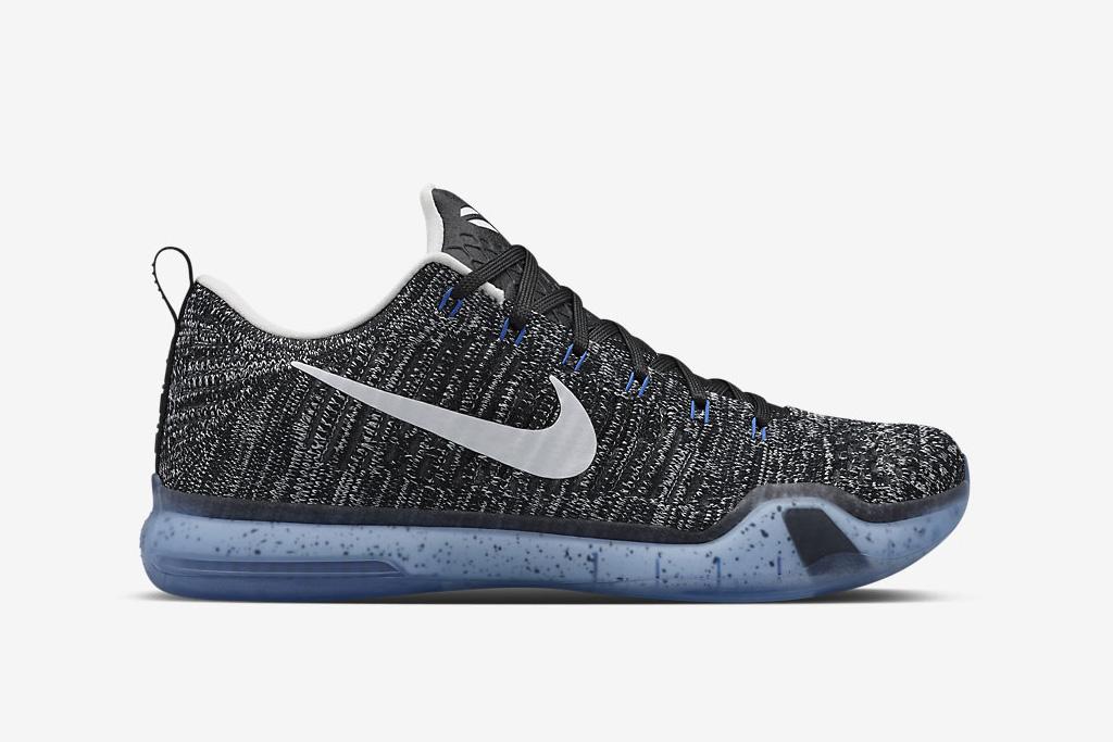 Nike Kobe 10 HTM Oreo