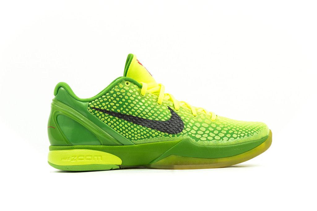 Nike Kobe 6 Grinch