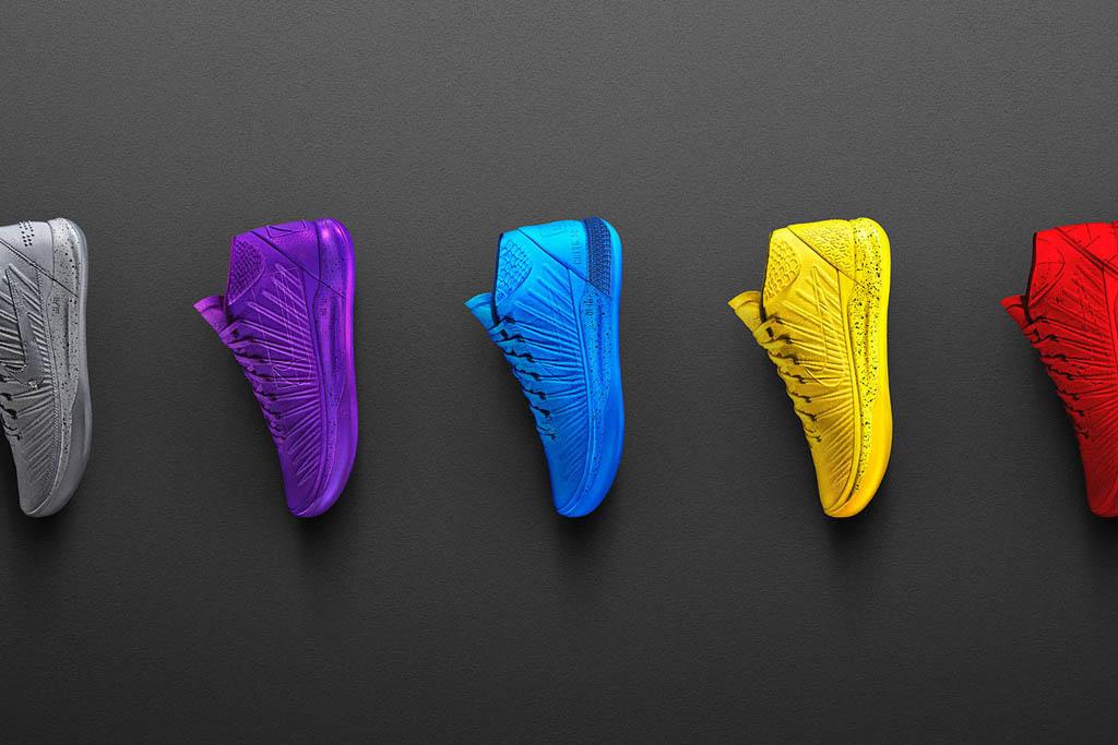 Nike Kobe AD Mamba Mentality Collection
