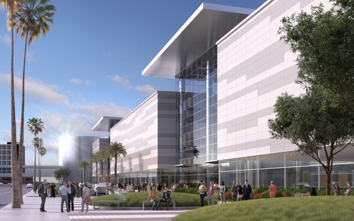 Las Vegas Convention Center, rendering