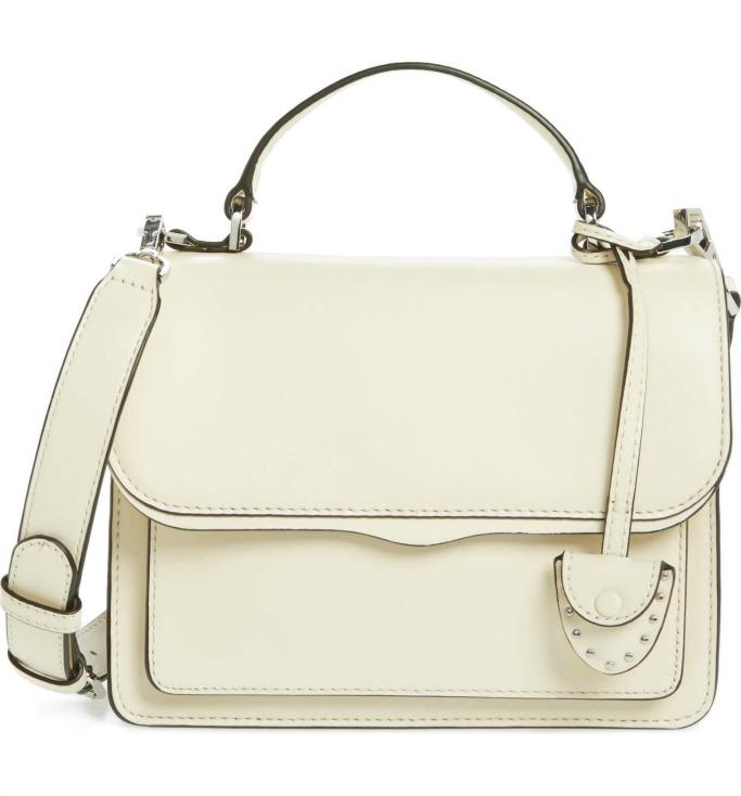 Rebecca Minkoff Small top handle crossbody bag