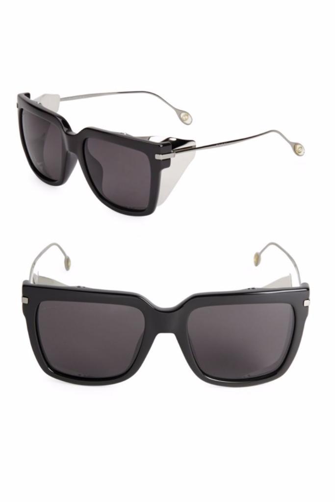 Gucci 54MM square sunglasses