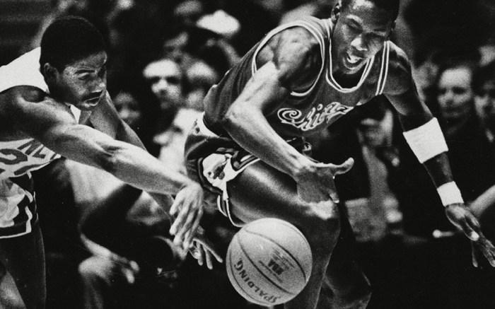Michael Jordan 1985