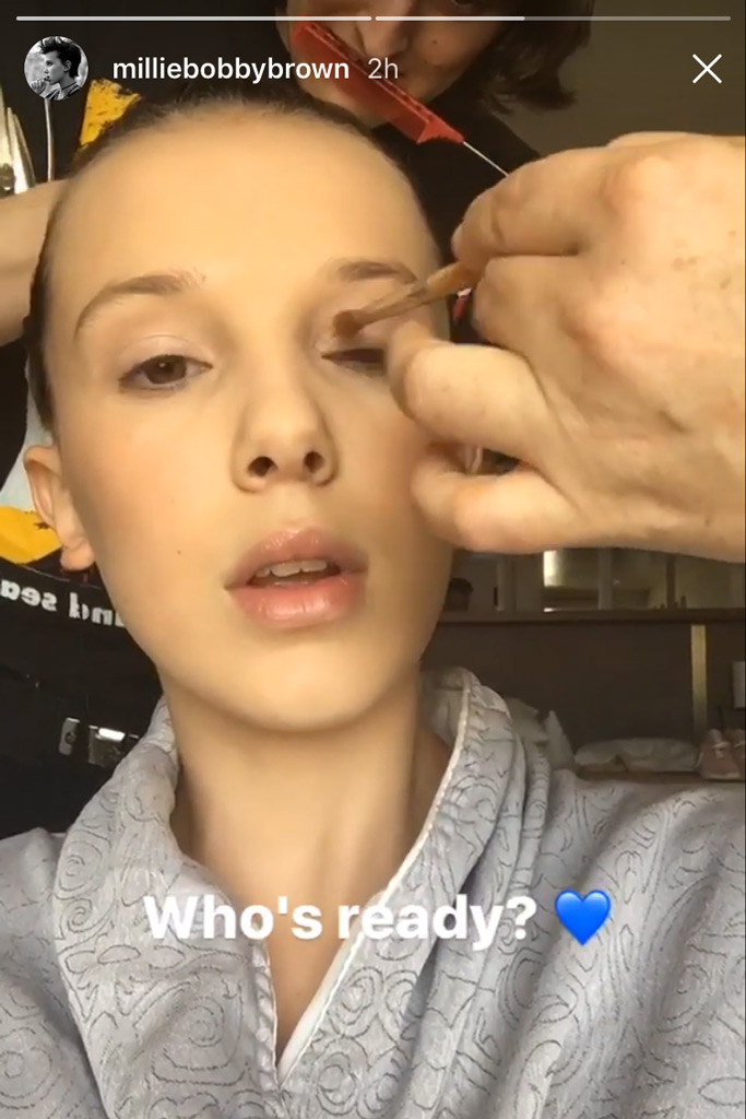 Millie Bobby Brown, Teen Choice Awards