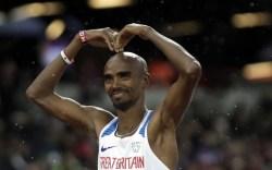 Mo Farah 2017 IAAF World Championships