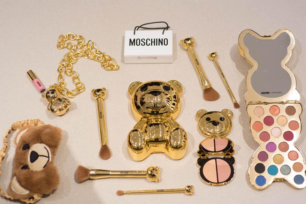 moschino, sephora, collection, makeup
