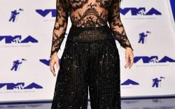 Sheer Style Statements At the VMAs
