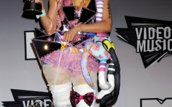 The Craziest Shoe Looks at the VMAs