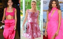 Dua Lipa, Nicky Hilton, zendaya, barbie,