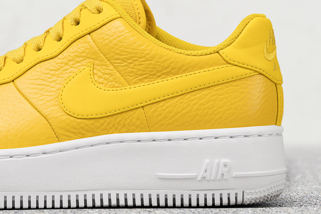 Nike Air Force 1 Upstep Low Premium Bread and Butter
