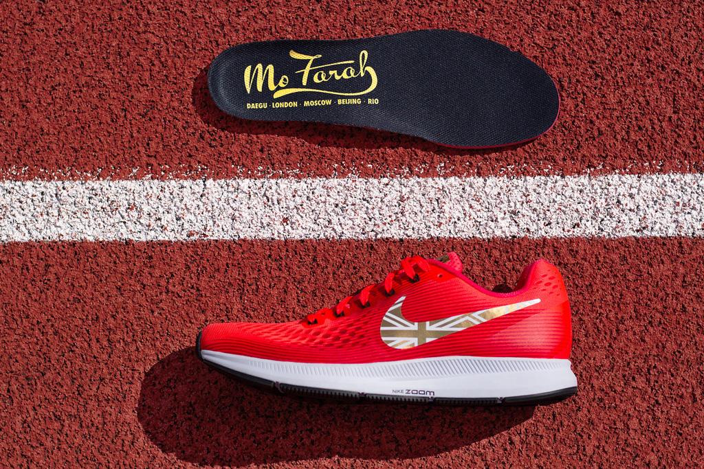 Nike Air Zoom Pegasus 34 Mo Farah