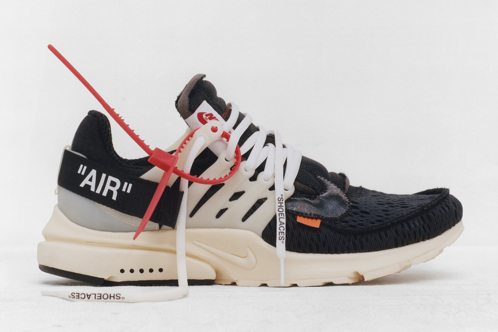 Off-White x Nike Air Presto The Ten