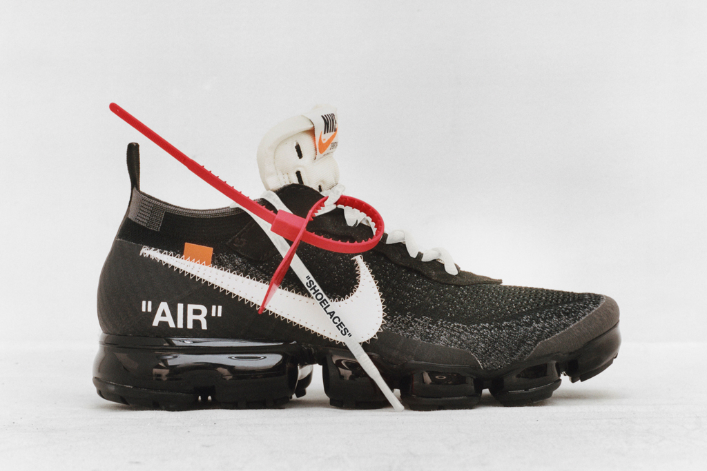 Nike The Ten Air VaporMax 'Off White