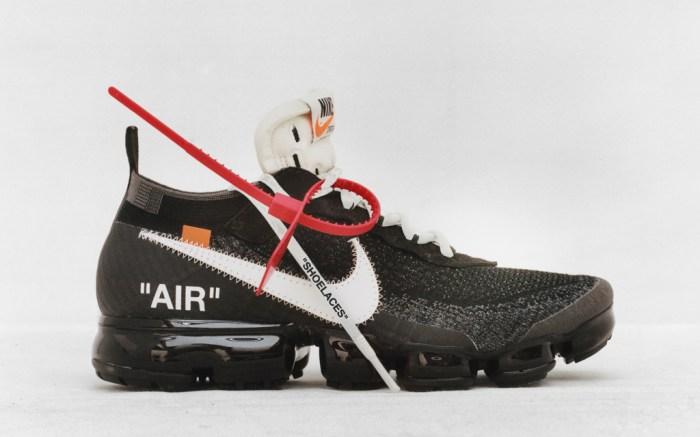 Off-White x Nike Air VaporMax The Ten