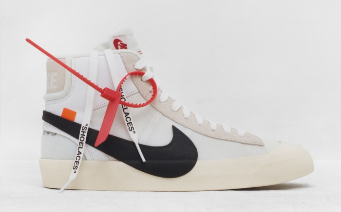 Off-White x Nike Blazer The Ten