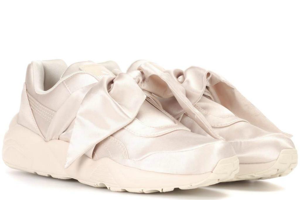 fenty puma bow sneakers
