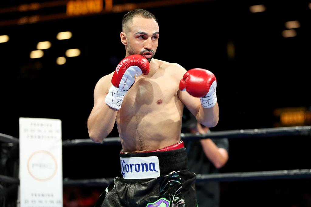 Paulie Malignaggi Boxing
