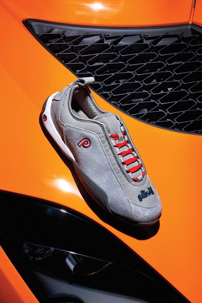 Piloti Spyder S1 driving shoe