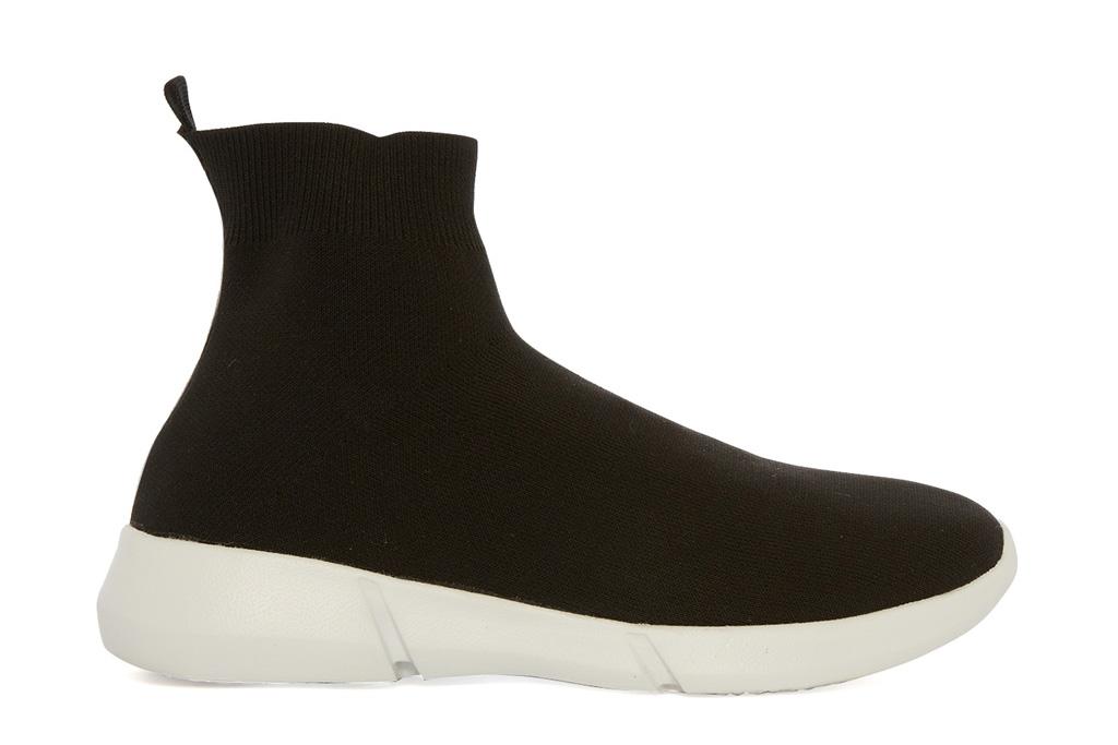 Primark Black Sock Boots