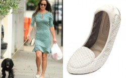 cocorose london, foldable footwear, pippa middleton,