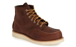 Red Wing 6-Inch Moc Toe