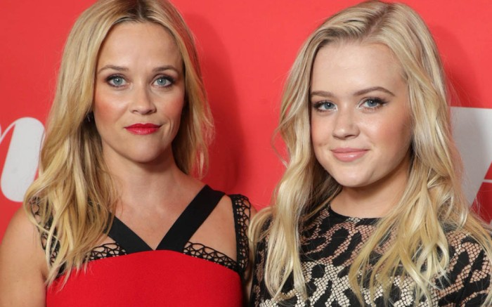 reese witherspoon, ava philippee, daughter