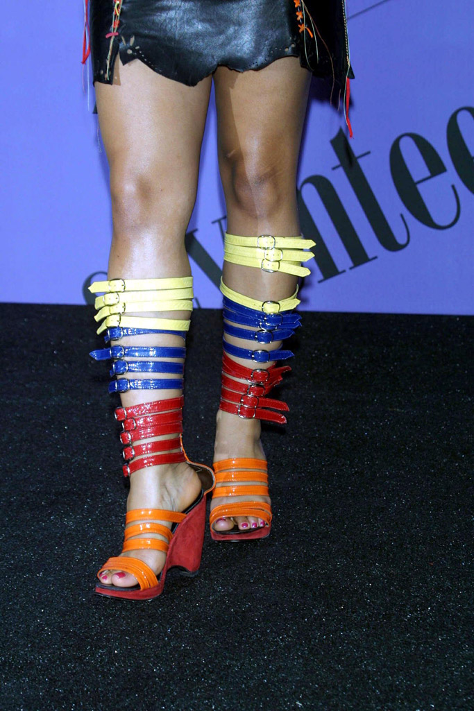 chritina milian, teen choice awards, sandals, red carpet, feet