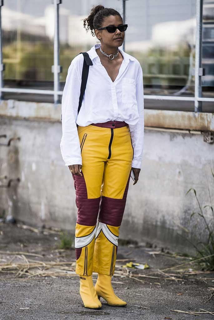 Copenhagen Fashion Week Street Style.