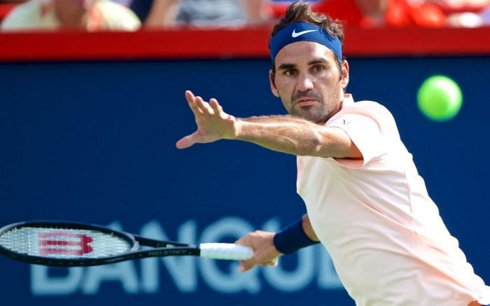 Nike tennis Roger Federer