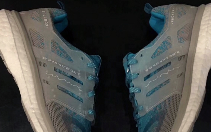 Packer Shoes x Solebox x Adidas Energy Boost