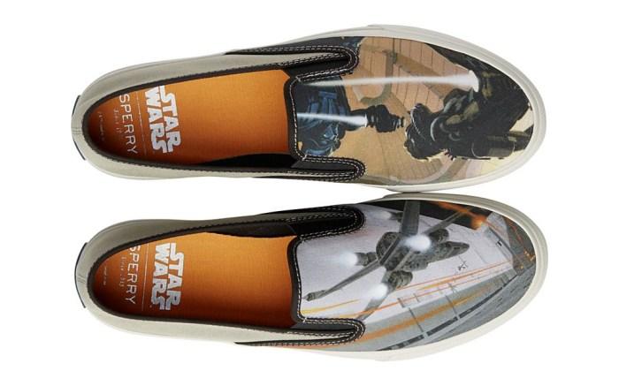 Star Wars x Sperry Cloud Slip-On McQuarrie