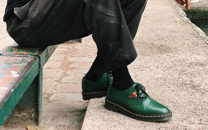 Supreme x Dr. Martens 3-Eye Shoe