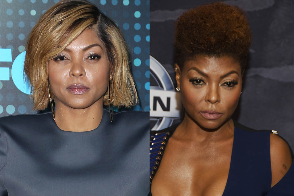 taraji henson haircut
