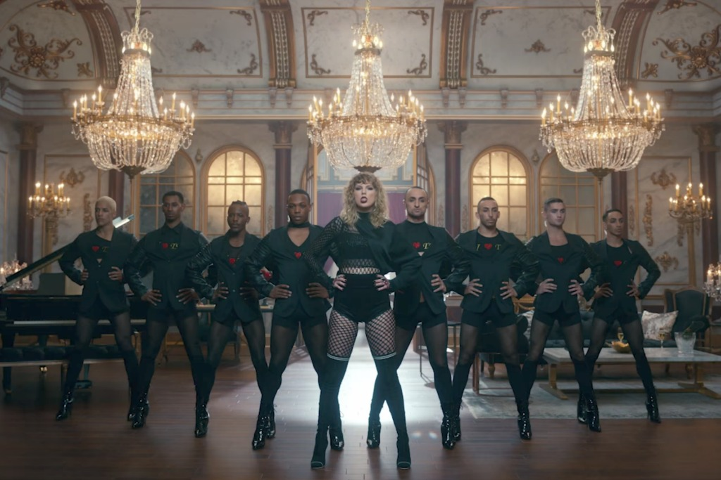 Taylor Swift, Look What You Made Me Do music video