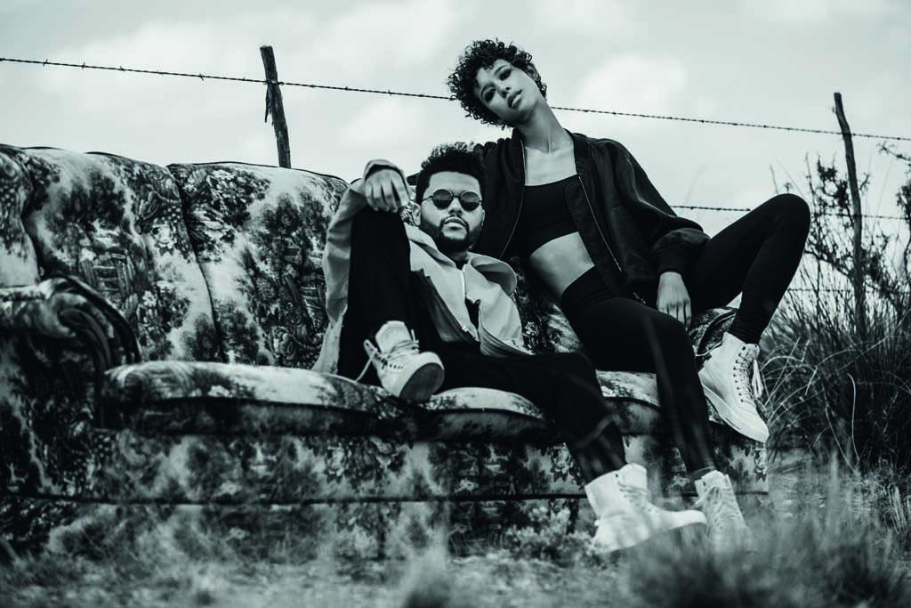 The Weeknd x Puma XO Parallel