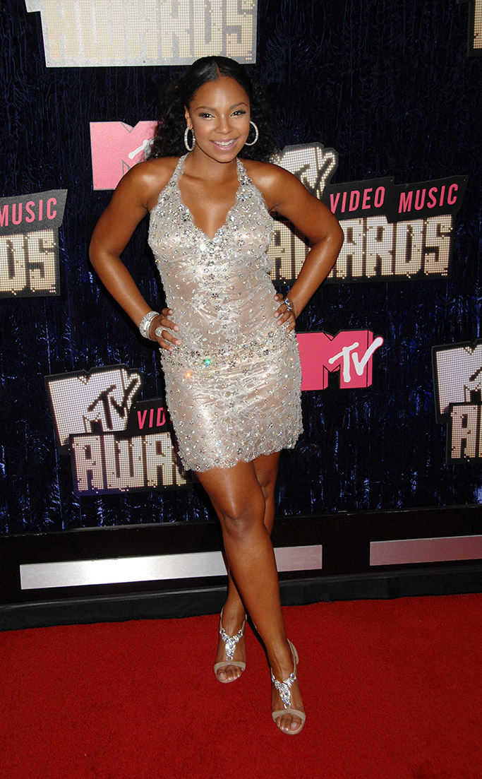 2007 MTV VMAS, MTV video music awards, ashanti
