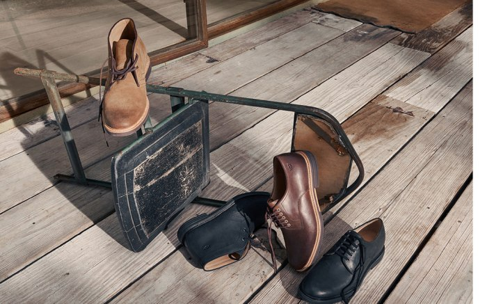 Ugg Collective fall '17 campaign