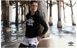 Ashlyn Harris, Umbro, ad campaign