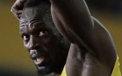 IAAF World Championships, Usain Bolt, puma,