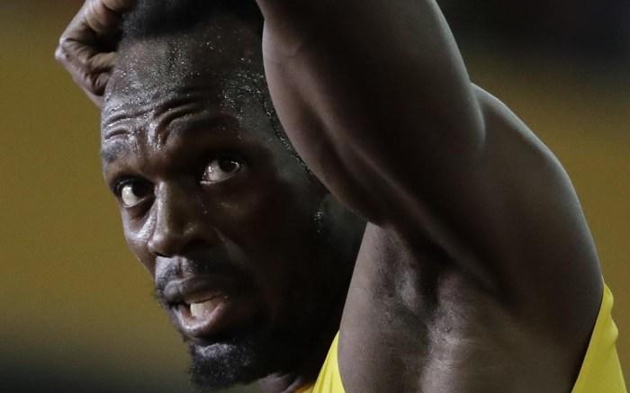 IAAF World Championships, Usain Bolt, puma, forever fastest