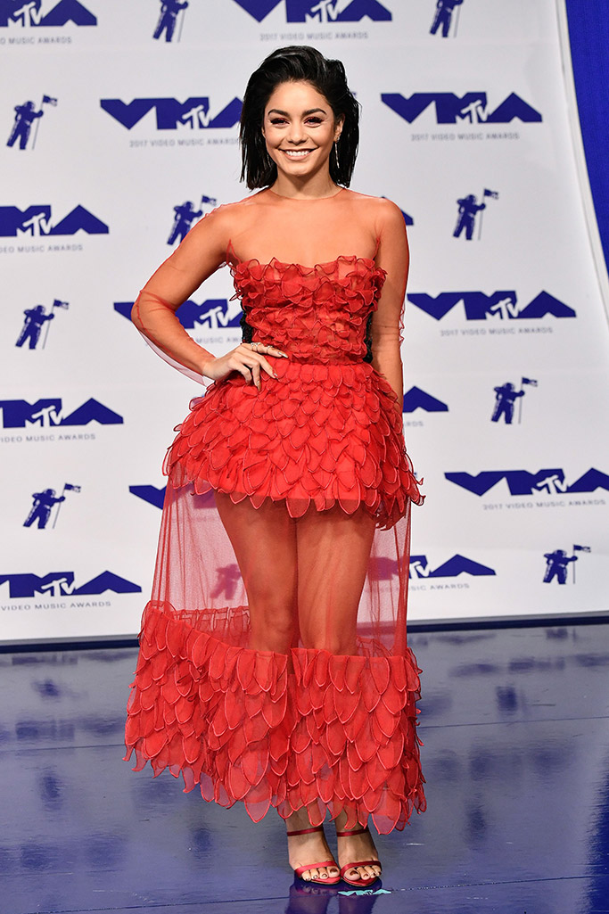 vanessa hudgens, mtv vmas, video music awards