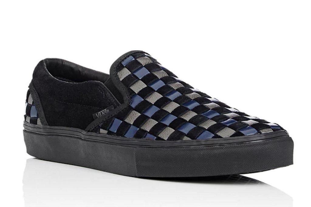 Vans Slip-On Woven BNY Sole Series