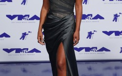 Celebrities in Sandals on the MTV VMAs Red Carpet