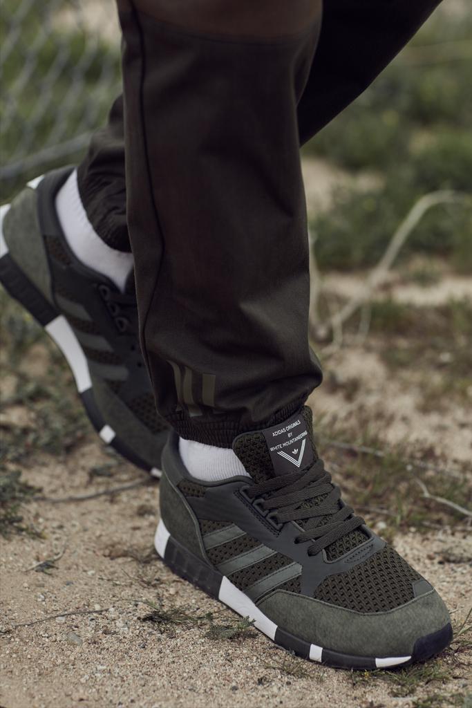 White Mountaineering x Adidas Boston Super