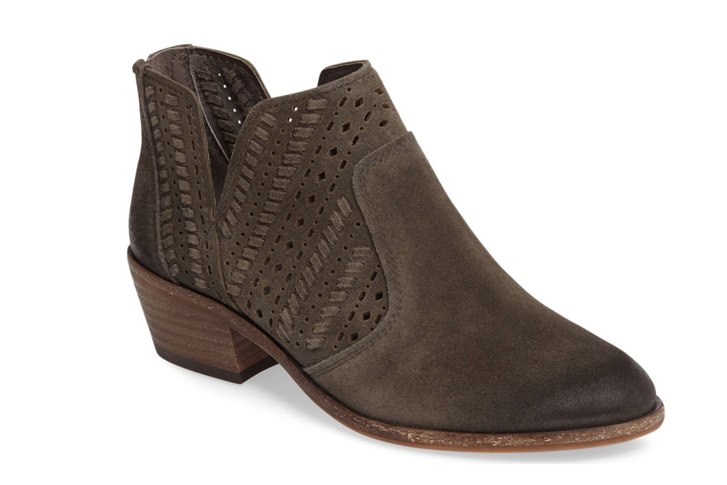 Wide-Width Ankle Boots For Fall