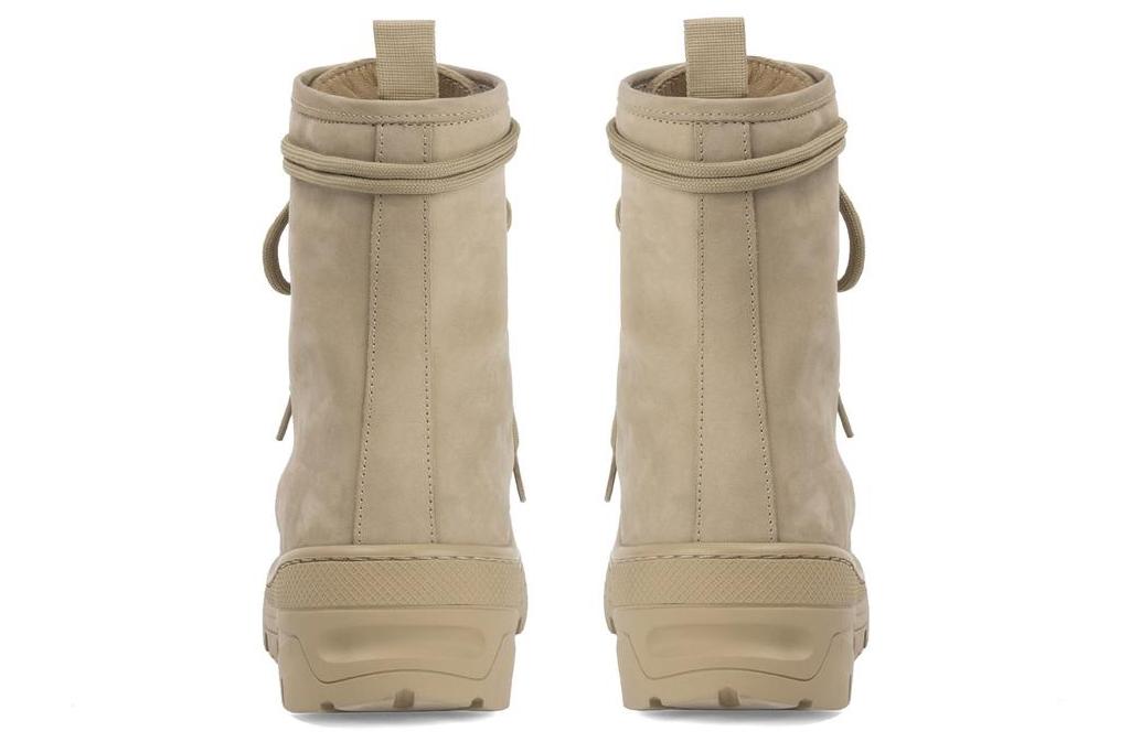 Yeezy Nubuck Military Boot